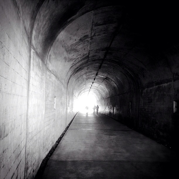 Light At The End Of The Tunnel (Or something) – SF, CA