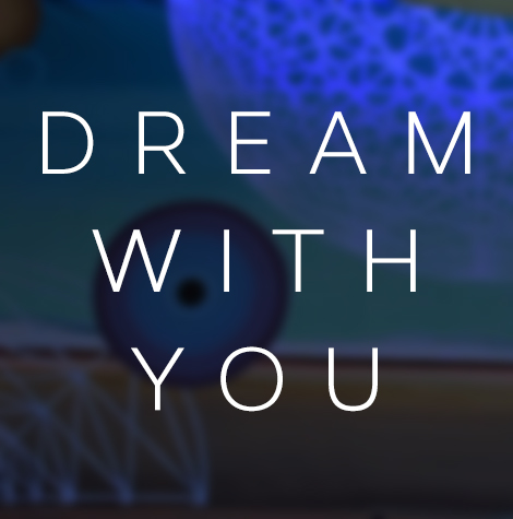 Dream With You – A Collaboration of Three Sacramento Artists