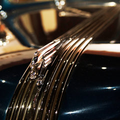 Pontiac Hood Ornament :: The Petersen Automobile Museum